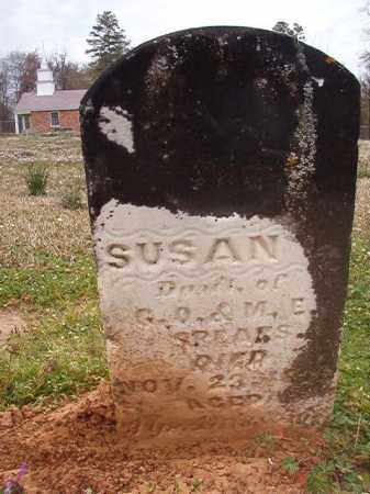 SPEARS, SUSAN V - Hempstead County, Arkansas | SUSAN V SPEARS - Arkansas Gravestone Photos