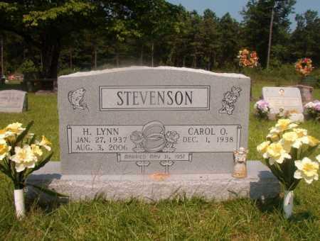 STEVENSON, HAROLD LYNN - Hempstead County, Arkansas | HAROLD LYNN STEVENSON - Arkansas Gravestone Photos