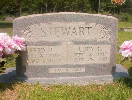 STEWART, LUDY B - Hempstead County, Arkansas | LUDY B STEWART - Arkansas Gravestone Photos