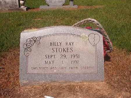 STOKES, BILLY RAY - Hempstead County, Arkansas   BILLY RAY STOKES - Arkansas Gravestone Photos