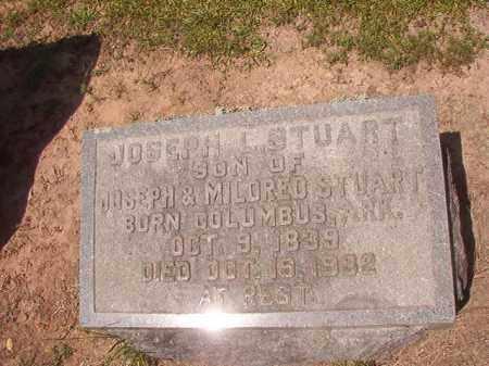 STUART, JOSEPH L - Hempstead County, Arkansas | JOSEPH L STUART - Arkansas Gravestone Photos