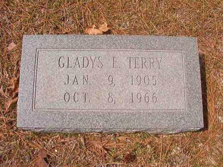 TERRY, GLADYS E - Hempstead County, Arkansas | GLADYS E TERRY - Arkansas Gravestone Photos
