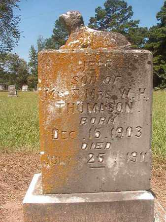 THOMASON, JEFF - Hempstead County, Arkansas | JEFF THOMASON - Arkansas Gravestone Photos