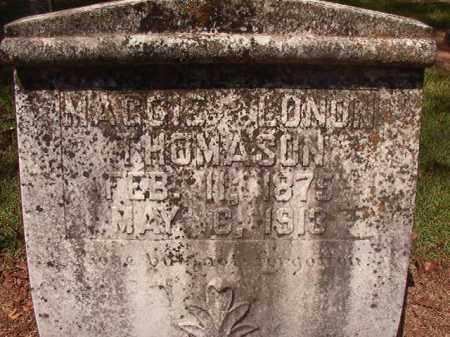 THOMASON, MAGGIE - Hempstead County, Arkansas | MAGGIE THOMASON - Arkansas Gravestone Photos