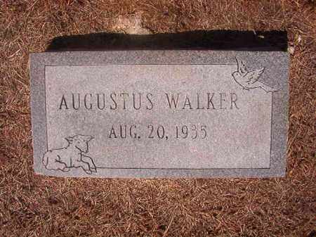 WALKER, AUGUSTUS - Hempstead County, Arkansas   AUGUSTUS WALKER - Arkansas Gravestone Photos