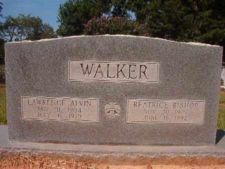 BISHOP WALKER, BEATRICE - Hempstead County, Arkansas | BEATRICE BISHOP WALKER - Arkansas Gravestone Photos