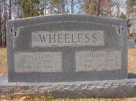 WHEELESS, JIMMIE E - Hempstead County, Arkansas | JIMMIE E WHEELESS - Arkansas Gravestone Photos