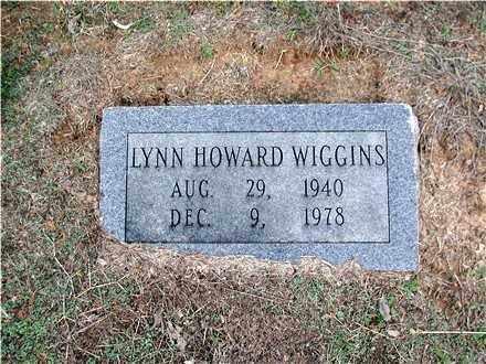 WIGGINS, LYNN HOWARD - Hempstead County, Arkansas   LYNN HOWARD WIGGINS - Arkansas Gravestone Photos