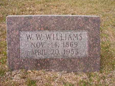 WILLIAMS, W W - Hempstead County, Arkansas | W W WILLIAMS - Arkansas Gravestone Photos