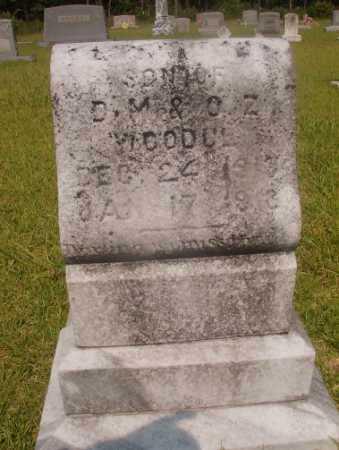 WOODUL, ETIDGE - Hempstead County, Arkansas   ETIDGE WOODUL - Arkansas Gravestone Photos