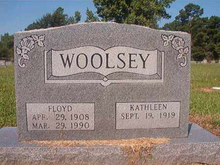 WOOLSEY, FLOYD - Hempstead County, Arkansas   FLOYD WOOLSEY - Arkansas Gravestone Photos