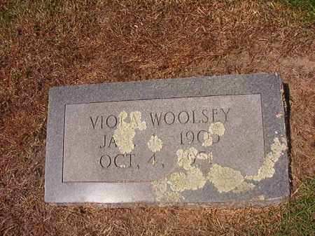 WOOLSEY, VIOLA - Hempstead County, Arkansas | VIOLA WOOLSEY - Arkansas Gravestone Photos