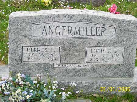 ANGERMILLER, HERMES - Hot Spring County, Arkansas | HERMES ANGERMILLER - Arkansas Gravestone Photos
