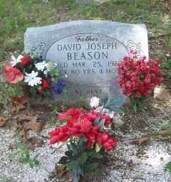 BEASON, DAVID JOSEPH - Hot Spring County, Arkansas | DAVID JOSEPH BEASON - Arkansas Gravestone Photos