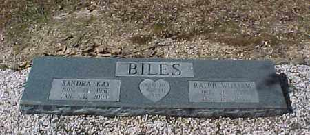 BILES, SANDRA KAY - Hot Spring County, Arkansas | SANDRA KAY BILES - Arkansas Gravestone Photos