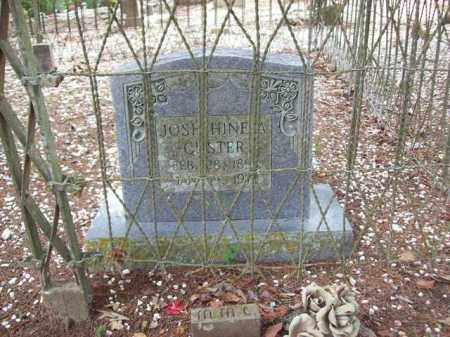 ANDERSON CUSTER, JOSEPHINE - Hot Spring County, Arkansas | JOSEPHINE ANDERSON CUSTER - Arkansas Gravestone Photos