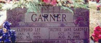 GARNER, CLIFFORD LEE - Hot Spring County, Arkansas | CLIFFORD LEE GARNER - Arkansas Gravestone Photos