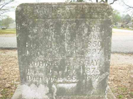 GRAY, JOHNNIE E. - Hot Spring County, Arkansas | JOHNNIE E. GRAY - Arkansas Gravestone Photos