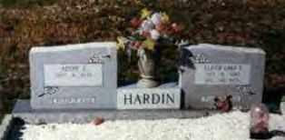 HARDIN, ADDIE JOSEPHINE - Hot Spring County, Arkansas | ADDIE JOSEPHINE HARDIN - Arkansas Gravestone Photos