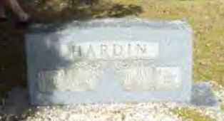 "HARDIN, LEMUEL ""LEE"" - Hot Spring County, Arkansas 