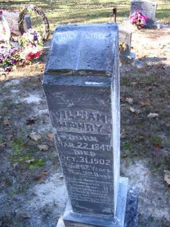 HENRY, WILLIAM - Hot Spring County, Arkansas | WILLIAM HENRY - Arkansas Gravestone Photos