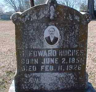 HUGHES, JAMES EDWARD - Hot Spring County, Arkansas | JAMES EDWARD HUGHES - Arkansas Gravestone Photos