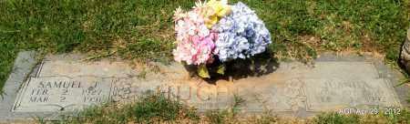 HUGHES, SAMUEL J - Hot Spring County, Arkansas | SAMUEL J HUGHES - Arkansas Gravestone Photos
