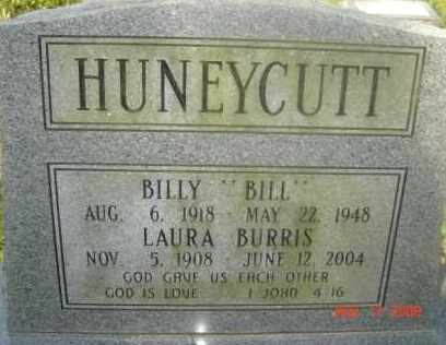 "HUNEYCUTT, BILLY ""BILL"" - Hot Spring County, Arkansas | BILLY ""BILL"" HUNEYCUTT - Arkansas Gravestone Photos"