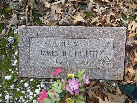 LEDBETTER, JAMES H. - Hot Spring County, Arkansas | JAMES H. LEDBETTER - Arkansas Gravestone Photos