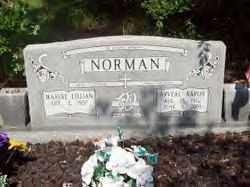 NORMAN, ARVEAL AARON - Hot Spring County, Arkansas | ARVEAL AARON NORMAN - Arkansas Gravestone Photos