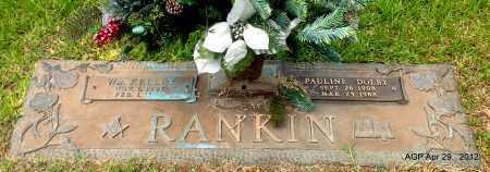 RANKIN, WILLIAM KELLEY - Hot Spring County, Arkansas | WILLIAM KELLEY RANKIN - Arkansas Gravestone Photos