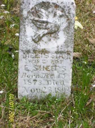 SHEETS, MEETS STAR - Hot Spring County, Arkansas   MEETS STAR SHEETS - Arkansas Gravestone Photos