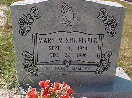 WATSON SHUFFIELD, MARY M. - Hot Spring County, Arkansas | MARY M. WATSON SHUFFIELD - Arkansas Gravestone Photos