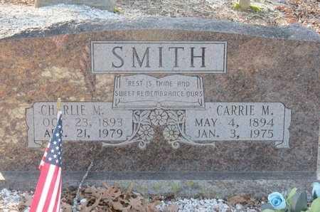 SMITH, CHARLIE MALBRY - Hot Spring County, Arkansas | CHARLIE MALBRY SMITH - Arkansas Gravestone Photos