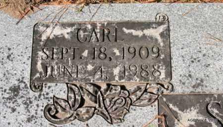 SMITH, CARL (CLOSEUP) - Hot Spring County, Arkansas | CARL (CLOSEUP) SMITH - Arkansas Gravestone Photos