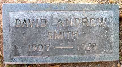 SMITH, DAVID ANDREW - Hot Spring County, Arkansas | DAVID ANDREW SMITH - Arkansas Gravestone Photos