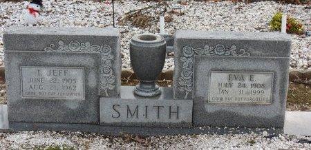 SMITH, T. JEFF - Hot Spring County, Arkansas | T. JEFF SMITH - Arkansas Gravestone Photos