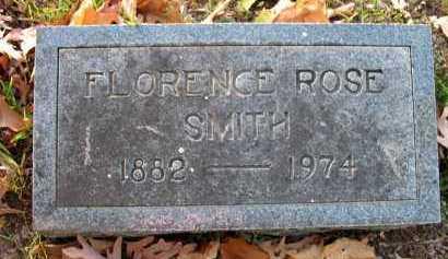 SMITH, FLORENCE ROSE - Hot Spring County, Arkansas | FLORENCE ROSE SMITH - Arkansas Gravestone Photos