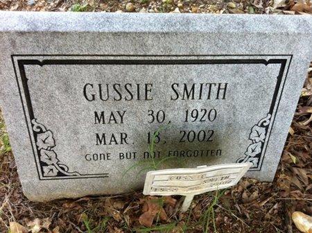 SMITH, GUSSIE - Hot Spring County, Arkansas | GUSSIE SMITH - Arkansas Gravestone Photos