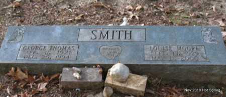 SMITH, LOUISE - Hot Spring County, Arkansas | LOUISE SMITH - Arkansas Gravestone Photos