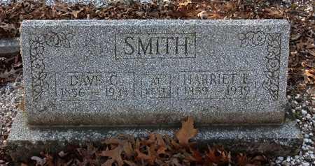 SMITH, HARRIET ELIZABETH - Hot Spring County, Arkansas | HARRIET ELIZABETH SMITH - Arkansas Gravestone Photos