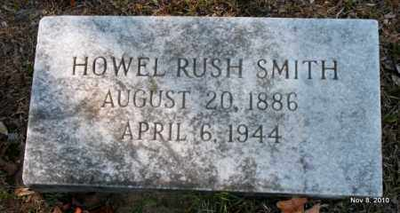 SMITH, HOWEL RUSH - Hot Spring County, Arkansas | HOWEL RUSH SMITH - Arkansas Gravestone Photos