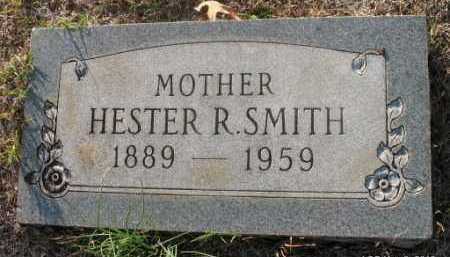 SMITH, HESTER R - Hot Spring County, Arkansas   HESTER R SMITH - Arkansas Gravestone Photos