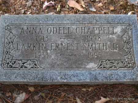 SMITH, ANNA ODELL - Hot Spring County, Arkansas   ANNA ODELL SMITH - Arkansas Gravestone Photos