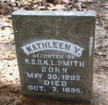 SMITH, KATHLEEN Y - Hot Spring County, Arkansas | KATHLEEN Y SMITH - Arkansas Gravestone Photos