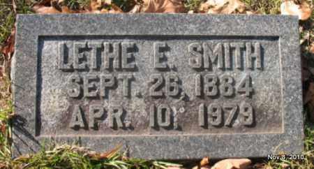 SMITH, LETHE E - Hot Spring County, Arkansas   LETHE E SMITH - Arkansas Gravestone Photos