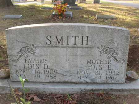 SMITH, LOIS E - Hot Spring County, Arkansas   LOIS E SMITH - Arkansas Gravestone Photos