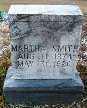 SMITH, MARTHA - Hot Spring County, Arkansas | MARTHA SMITH - Arkansas Gravestone Photos