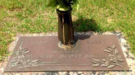 SMITH, MICHAEL SCOTT - Hot Spring County, Arkansas | MICHAEL SCOTT SMITH - Arkansas Gravestone Photos
