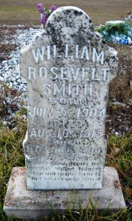 SMITH, WILLIAM ROSEVELT - Hot Spring County, Arkansas | WILLIAM ROSEVELT SMITH - Arkansas Gravestone Photos